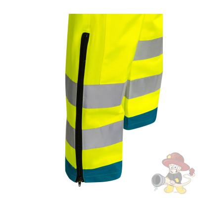 Rettungsdienst UNISEX HOSE MIT 40 CM REISSVERSCHLUSS EN ISO 20471 Klasse I